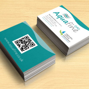 aquafine-business-card-design-in-hampshire