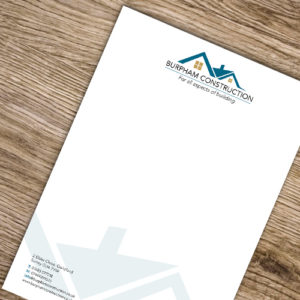 burpham-construction-digital-letterhead-design-in-hampshire