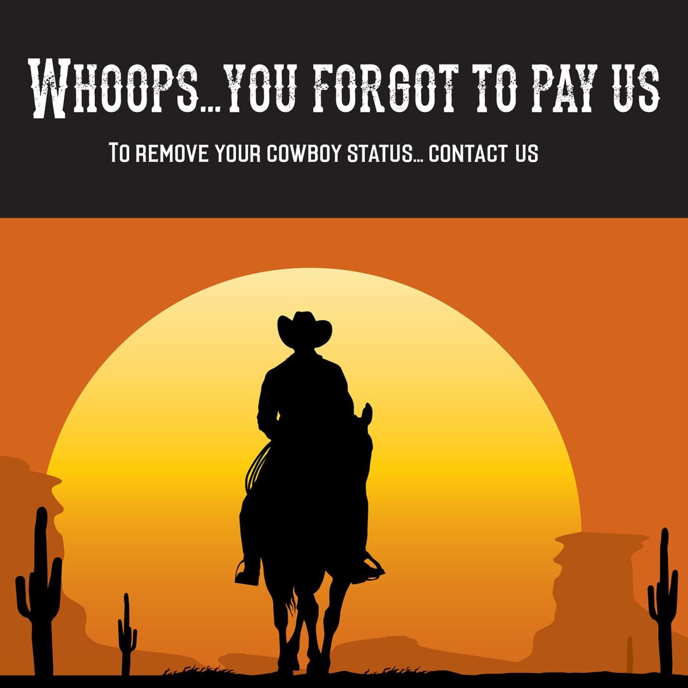 cowboy status